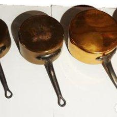 Lote de cazuelas de barro ver fotos comprar utensilios - Cazuelas de cobre ...