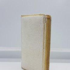 Antigüedades: ANTIGUO DEVOCIONARIO PARA COMUNIÓN DE P. LUIS RIVERA MISIONERO DEL CORAZÓN DE MARIA EN MUY BUEN ESTA. Lote 82432156