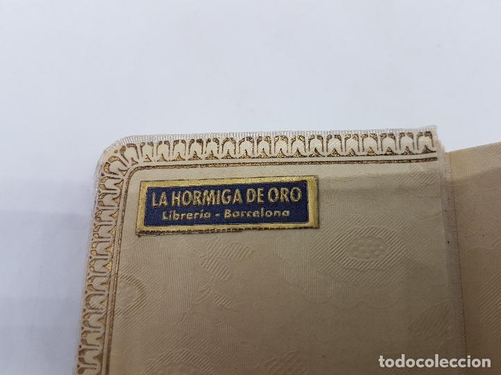 Antigüedades: Antiguo devocionario para comunión de P. Luis rivera misionero del corazón de maria en muy buen esta - Foto 3 - 82432156