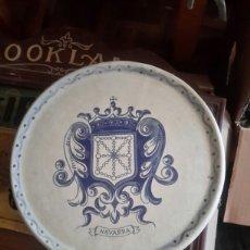 Antigüedades: CERAMICA ANTIGUA DE TALAVERA . Lote 82457028