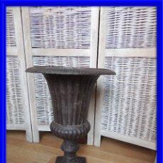 Antigüedades: COPA DE HIERRO ALTURA 56 CM.. Lote 82501092
