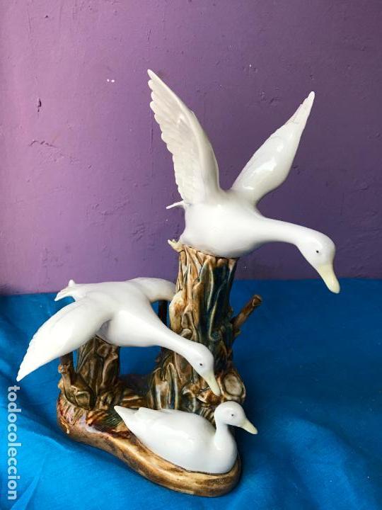 Antigüedades: Figura de porcelana Rex Davila Edicion limitada a 5000 piezas - Perfecto - Foto 3 - 82509760