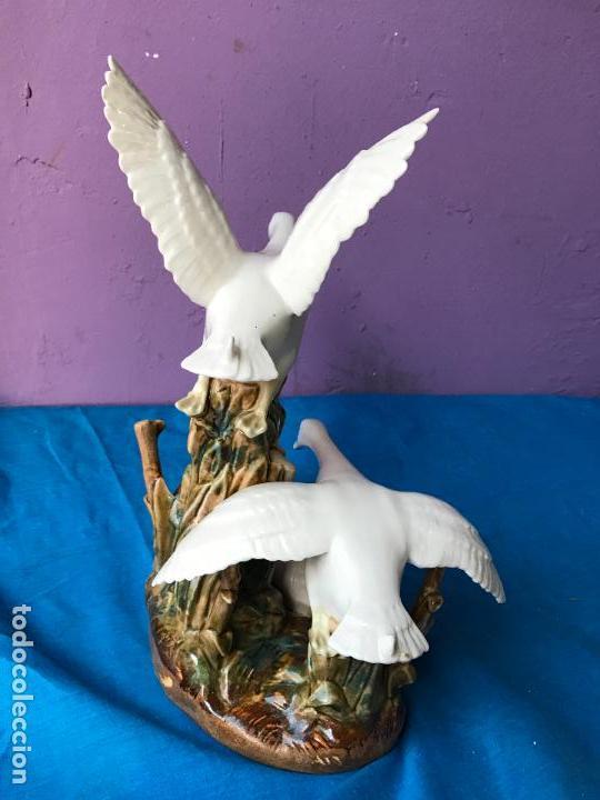 Antigüedades: Figura de porcelana Rex Davila Edicion limitada a 5000 piezas - Perfecto - Foto 4 - 82509760