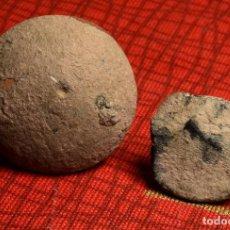 Antigüedades: ANTIQUÍSIMOS PEQUEÑOS CLAVOS,SIN LIMPIAR. Lote 82518664