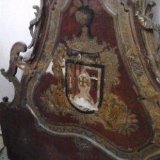 Antigüedades: CAMA DEL SIGLO DIECIOCHO. Lote 49266369