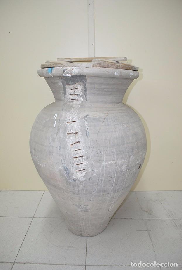 Antigüedades: TINAJA ANTIGUA DE BARRO - Foto 4 - 82658472