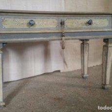 Antigüedades: CONSOLA SICILIANA. Lote 82877016