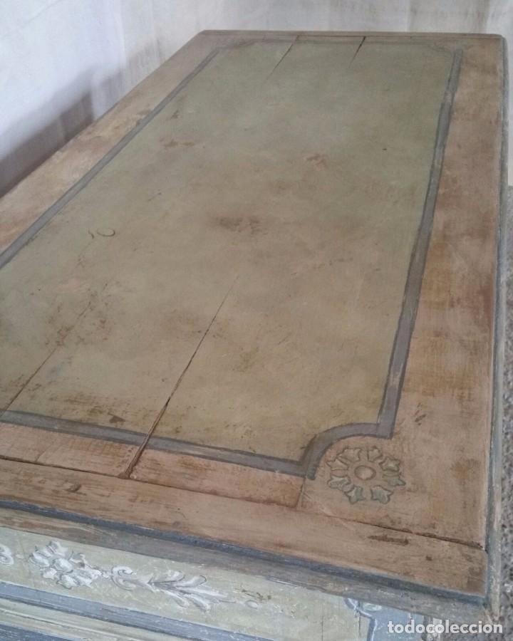 Antigüedades: Consola siciliana - Foto 3 - 82877016
