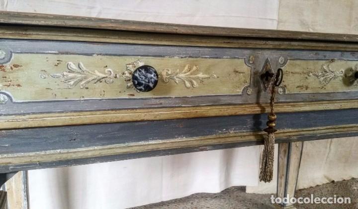 Antigüedades: Consola siciliana - Foto 4 - 82877016