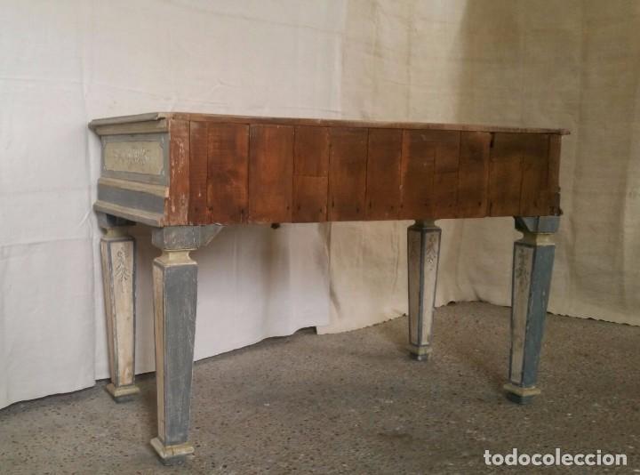 Antigüedades: Consola siciliana - Foto 6 - 82877016
