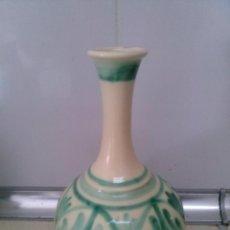 Antigüedades: FLORERO JARRON GRANADINO FAJALAUZA ANTIGUO. Lote 82930456