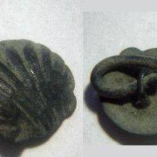 Antigüedades: ANTIGUO BOTON O GEMELO DE PEREGRINO. Lote 82957364