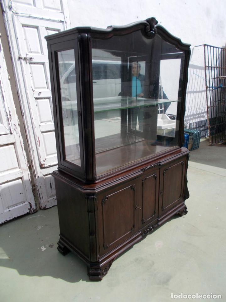 Antigüedades: vitrina - Foto 2 - 82990384