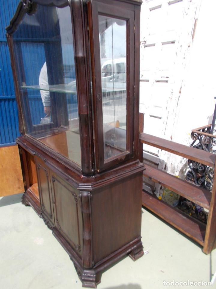 Antigüedades: vitrina - Foto 3 - 82990384