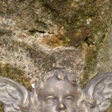 Antigüedades: CARA ANGEL BRONCE. Lote 82995280