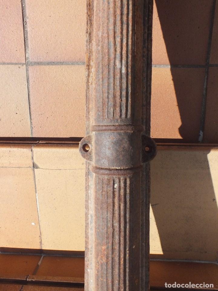 Antiguo cubre bajante o bajantes para canalones comprar utensilios del hogar antiguos en - Fotos de canalones ...