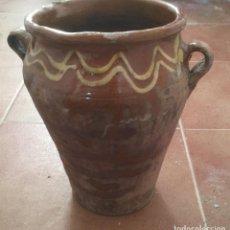 Antigüedades: ORZA DECORADA. Lote 83055208