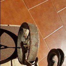Antigüedades: DECORACION - ARADO PARA HUERTAS - 1947 - . Lote 83095948