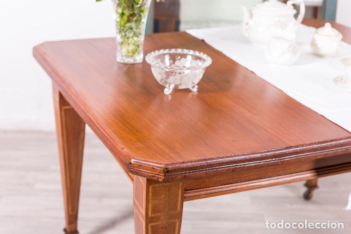 Antigüedades: Antigua mesa inglesa - Foto 3 - 83123592