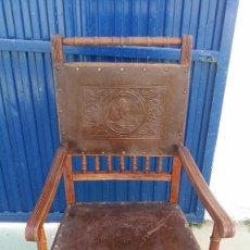 Antigüedades: SILLON ANTIGUO. Lote 83176012