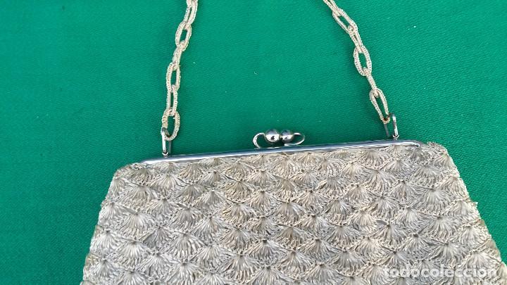 Antigüedades: bolso de los años 60 - Foto 2 - 83296764