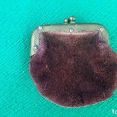 Antigüedades: MINI MONEDERO. Lote 95122491