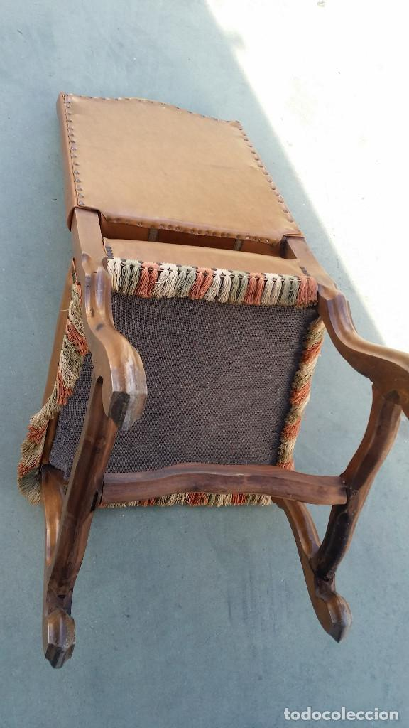 Antigüedades: silla - Foto 4 - 83299452