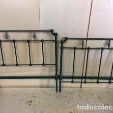 Antigüedades: CAMA DE HIERRO. Lote 83309972