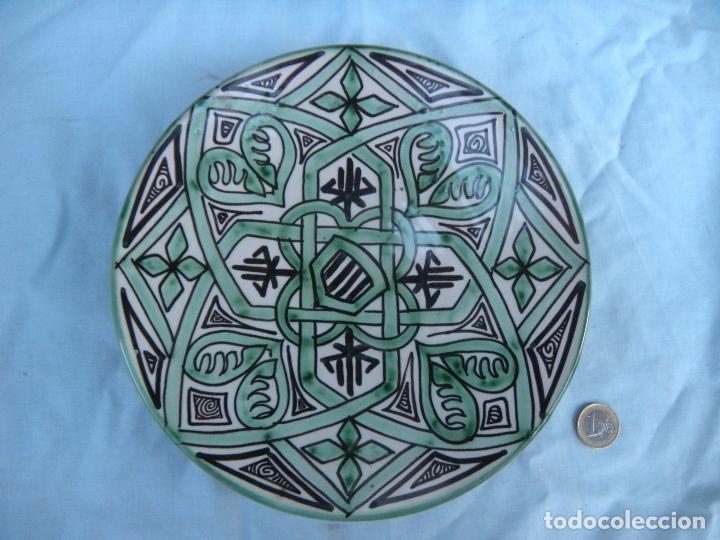 Antigüedades: PLATO DE DOMINGO PUNTER, TERUEL - Foto 5 - 83337340