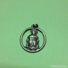 Antigüedades: ANTIGUA MEDALLA RELIGIOSA. Lote 83353896