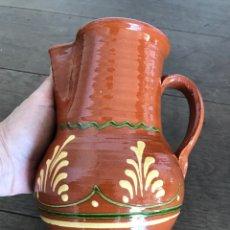 Antigüedades: JARRA CERÁMICA POPULAR MALLORCA. Lote 83362687