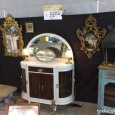 Antigüedades - ANTIGUO APARADOR, PRINCIPIOS SG XX - 83363252