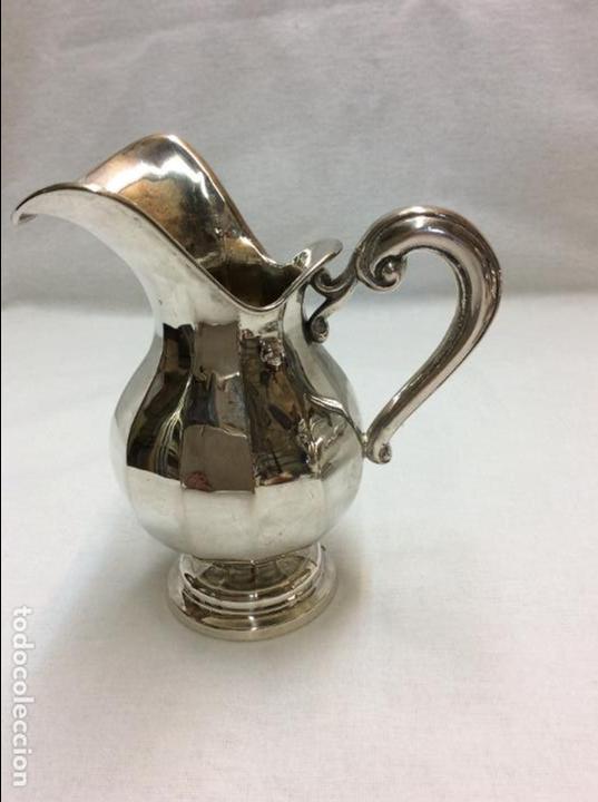 Antigüedades: JUEGO DE CAFE. PLATA DE LEY. - Foto 4 - 83416900