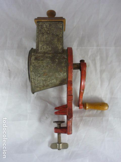 Antigüedades: Rallador Pan Elma 1430B - Foto 3 - 83427448