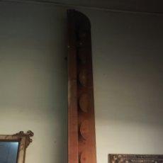 Antigüedades: PERCHERO DE PARED RUSTICO. Lote 83458032
