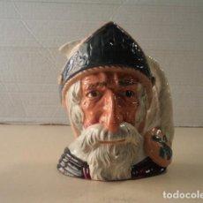 Antigüedades: CHARACTER TOBY JUG - JARRA DON QUIXOTE (QUIJOTE) - ROYAL DOULTON. Lote 83478256