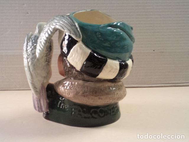 Antigüedades: CHARACTER TOBY JUG - JARRA THE FALCONER - ROYAL DOULTON - Foto 2 - 83478456