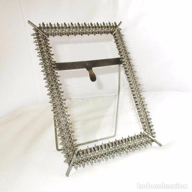 antiguo marco metálico para fotos de 16 x 11 co - Comprar Marcos ...