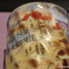 Antigüedades: TAZA PORCELANA . Lote 83577032