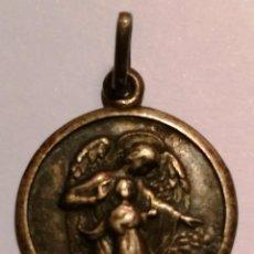Antigüedades: MEDALLA RELIGIOSA (19MM.). Lote 83594188