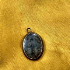 Antigüedades: ANTIGUO RELICARIO DE PLATA. Lote 83597804