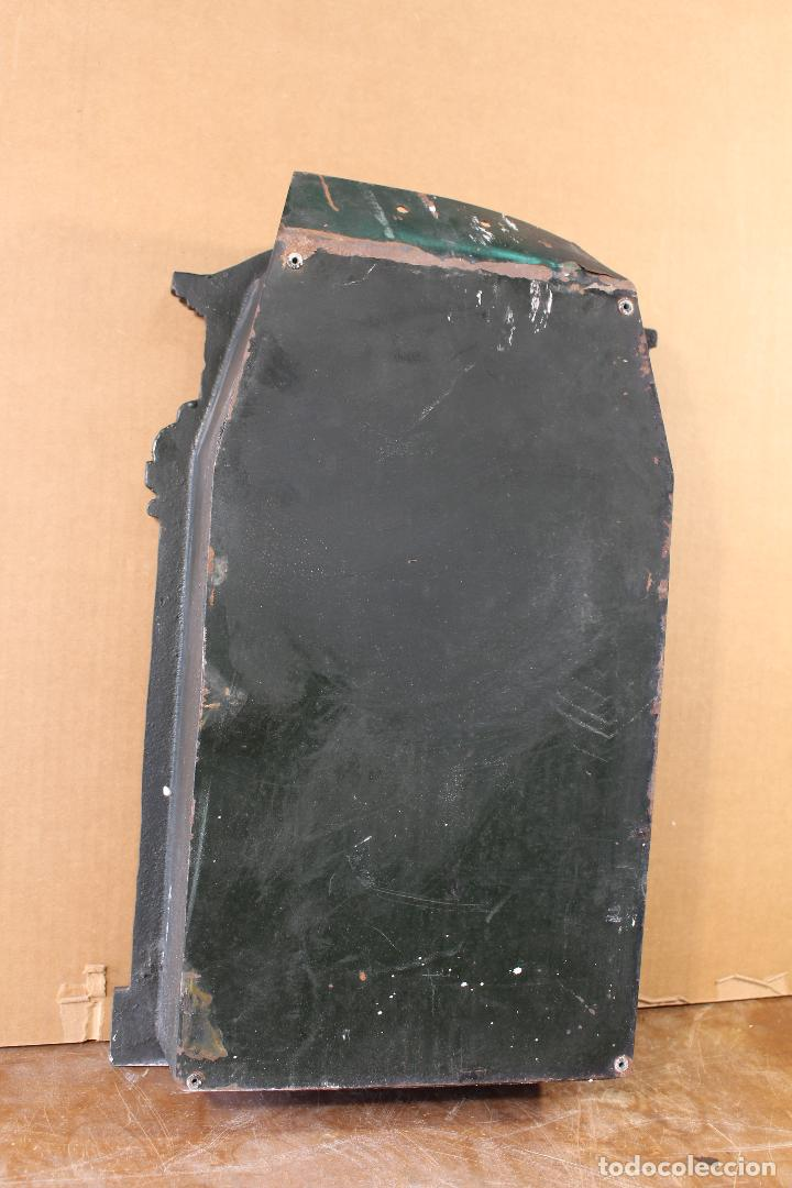 Antigüedades: buzon de correos en hierro fundido - Foto 4 - 83775232