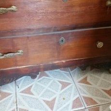Antigüedades: MUEBLE COMODIN ANTIGUO. Lote 83807218