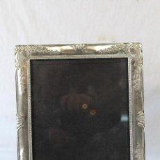 Antigüedades: PORTAFOTOS PLATEADO. Lote 83880480