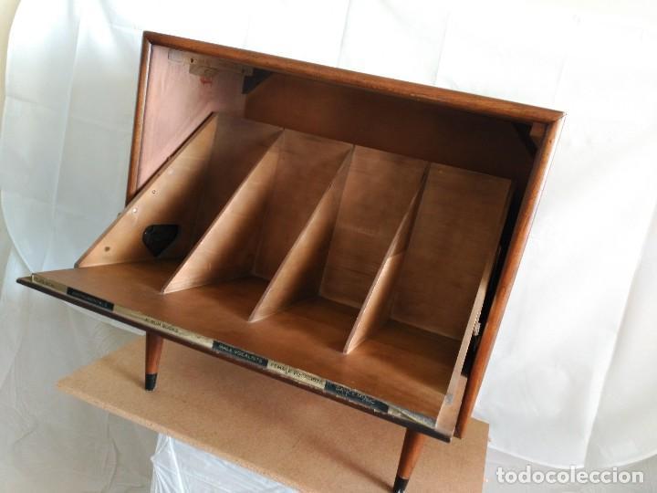 Mueble para discos de vinilo andre bus record comprar - Mueble para vinilos ...
