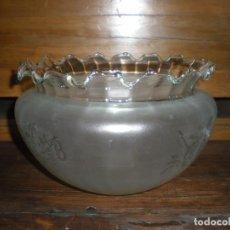 Antigüedades: 1 TULIPA VIDRIO. Lote 83910160