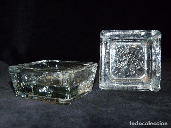 lote de 2 protectores cristal vidrio. cuadrados - Comprar Objetos ...