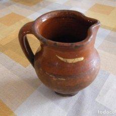 Antigüedades: ANTIGU JARRA DE PEQUEÑO TAMAÑO 12 CM DE ALTO ,, VER . Lote 83917252