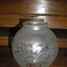 Antigüedades: 1 TULIPA VIDRIO . Lote 83990148