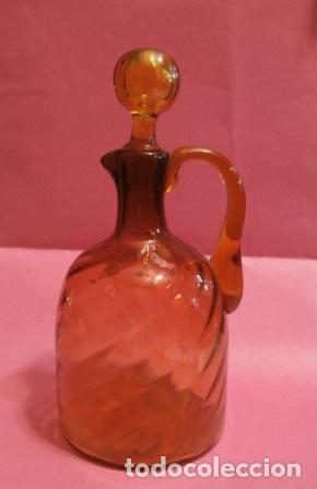 FRASCA DE CRISTAL DE BACCARAT (Antigüedades - Cristal y Vidrio - Baccarat )
